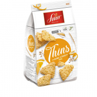 Swiss Delice «Thins» Orange - 100g