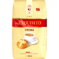 Kaffee Exquisito Crema Bohnen - 500g