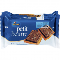 Petit Beurre Chocolat au lait Portionen - 200g