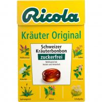 Ricola Kräuter Original ohne Zucker