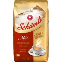 Kaffee Schümli Mild Bohnen