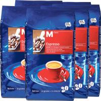 Kaffee Espresso 'M-Classic Bohnen' 8x1kg