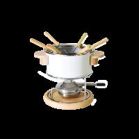 Fondue Set «Elisa» für Gemüse und Fleisch