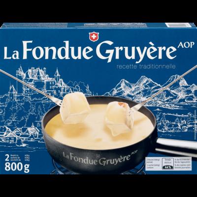 Fondue «Gruyere» - 800g