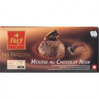 Les Exquises 'Mousse au Chocolat Noir'