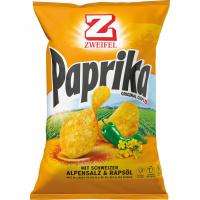 Zweifel Chips Paprika XL - 280g