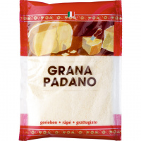 Reibkäse 'Grana Padano'