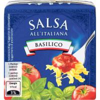 Salsa all'Italiana Basilico Mini - 258g