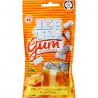 Ice Tea Gum Pfirsich - 80g