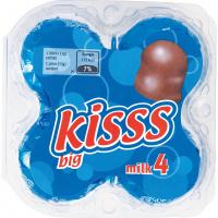 Big Kisss 'Milk' 4 Stk.