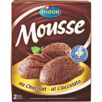 Mousse au Chocolat - 160g