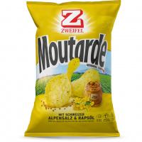 Zweifel Chips 'Secrets à la Moutarde'